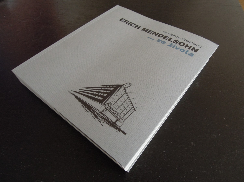 Ita Heinze-Greenberg: Erich Mendelsohn … ze života / Biografisches