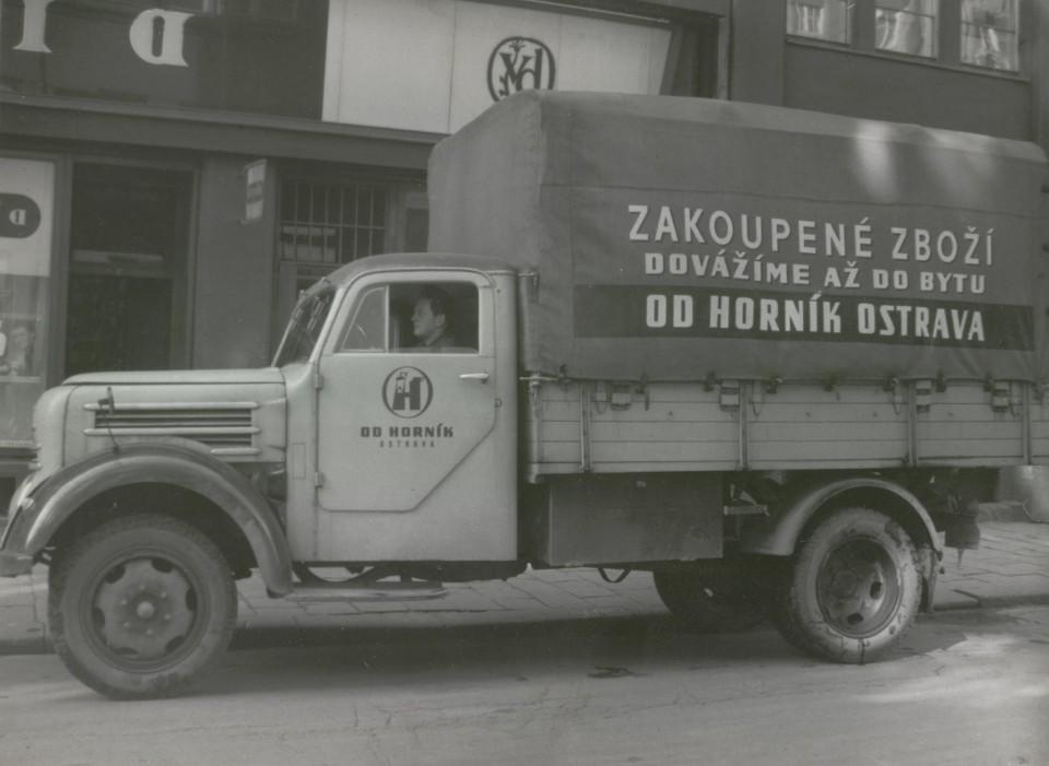 Automobil OD Horník